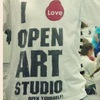I love open art!