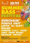 Summer Bass Festival @ Afrika Club ft.Sunchase, Purple Unit, Leftie, Zloy, Rolar