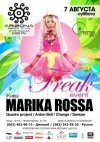 7 Августа / ARIZONA beach club / FREAK EVENT / DJ MARIKA ROSSA (Kiev)