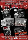 PSYCHOBILLY & GARAGE HORROR NIGHT in Rock'n'Roll Pub! 16 мая.