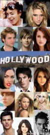 "˜""*°•.๑۩۩๑ ★ Stars of Hollywood★๑۩۩๑.•°*""˜"