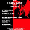 INNAR FLAME @ KODU BAR 22/03