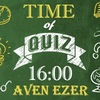Quiz Time. Aven - Ezer.