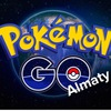 Pokemon Go / Almaty