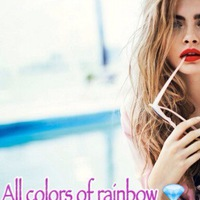 💎All colors of rainbow💎