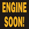 «SERVICE ENGINE SOON»