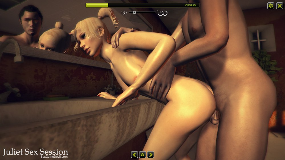 Playing Online Sex Games