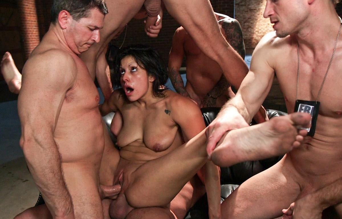 Free Pic Of Hardcore Gang Bang