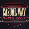 Casual Way | KRYUK SHOP