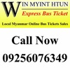 Win Myint Htun Online Express Car Ticket Center