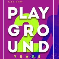 Playground: 2 years SKLAD CLUB 15.12