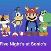 Five Night's at Sonic's(сообщество)