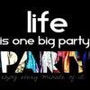 live_is_a_party (: