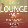 Lounge Party vol.2 Old Rabbit | Запорожье