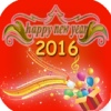 Happy New Year 2016 Photo Frames App