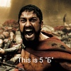"""This is 5 """"Б"""""""