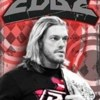 great white Sheamus and Rated superstar Edge