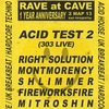 RAVE @ CAVE #10 – 1 YEAR ANNIVERSARY PARTY