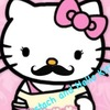 ♥We love Mustache and  Hello Kitty♥