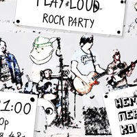 Play Loud Rock Party