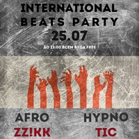 25.07 // INTERNATIONAL BEATS PARTY