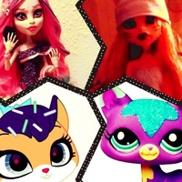 Lps and Monster High:3